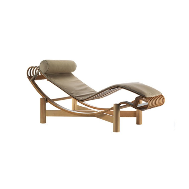Charlotte Perriand, Tokyo outdoor chaise, 2012.  Outdoor