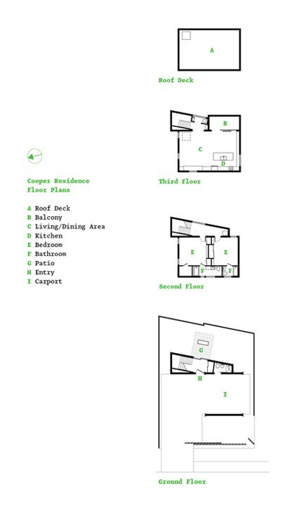 The floor plan.  Photo 13 of 13 in 131-Day House