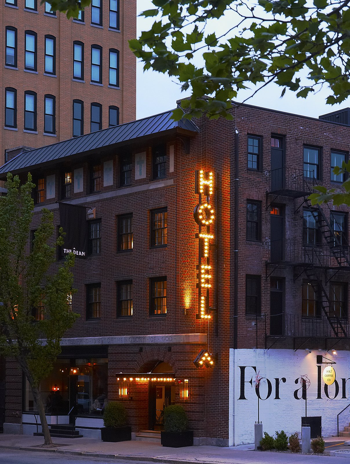 The Dean Hotel in Providence