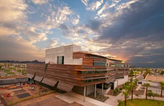 Health Sciences Education Building, University of Arizona  CO Architects (2012)