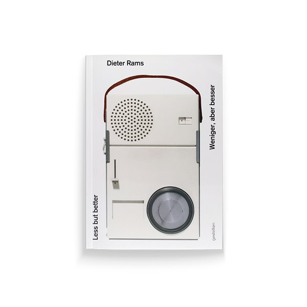 Less but Better, by Dieter Rams (Gestalten, March 2014).  This read from Gestalten inventories the unobtrusive product designs of author Dieter Rams and, in doing so, meditates on the power of doing more with less.