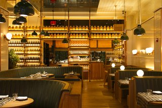 Roman and Williams Bring the Badlands to New York City Restaurant Scene