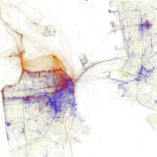 A Cartography Exhibition Uncovers Fascinating Maps About the Bay Area