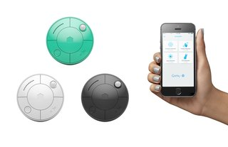 """In addition to revealing the product fleet, Quirky announced plans to build a factory in San Francisco that will manufacture made-to-order smart home electronics, like the Spotter Uniq, a device that can be custom configured to include sensors for temperature, humidity, sound, light, and motion, among others. Based on what's detected, the Spotter can trigger actions in other connected devices. For example, if it detects motion, a light turns on. Moreover, users can specify what colors they'd like the housing to be. """"Sensors are going to be a part of our lives and they should be nonobtrusive,"""" Kaufman said during the press conference. """"We can customize electronics to the needs of consumers; you can build your own ecosystem."""" The entire device will be made under one roof from start to finish (components, too) and the nature of the item required a Stateside manufacturing facility."""