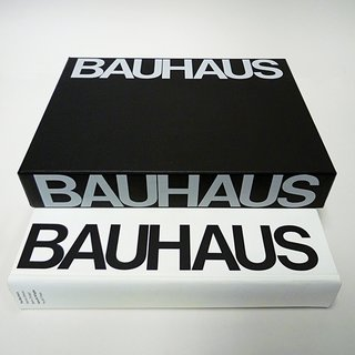 What's the best wedding present you've given or received?   Received: the giant, boxed Bauhaus tome by the MIT Press.  Bauhaus: Weimar, Dessau, Berlin, Chicago, by Hans Wingler (The MIT Press, 1969), $70.