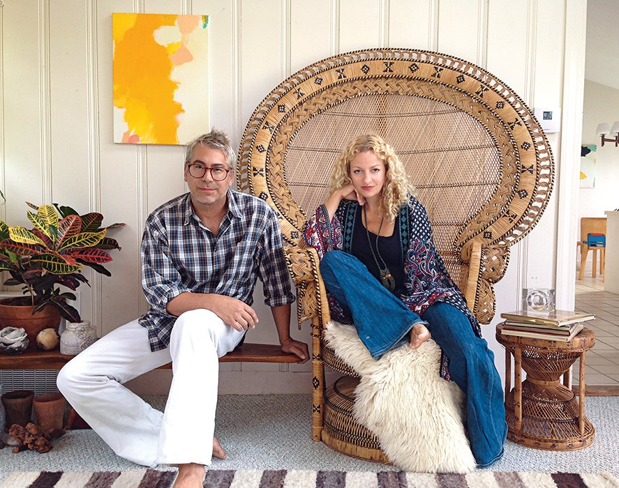Portland, Maine-based designers John and Linda Meyers run Wary Meyers Decorative Arts, a web shop featuring colorful candles, soaps, vintage finds, and more.  Photo 6 of 6 in Ask the Expert: Gift-Buying Tips from John and Linda Meyers
