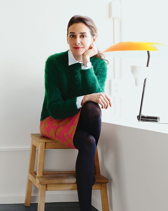 Medda, who co-founded L'ArcoBaleno and serves as its creative director, also co-founded the Design Miami fair.  Photo 1 of 5 in Ask the Expert: Gift-Buying Tips from Ambra Medda