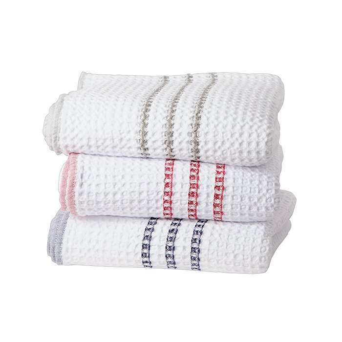 What's your favorite kind of towel?   Belgian Waffle Towels by Mungo. They're made by a really interesting family-run company in South Africa.  Belgian Waffle Towels by Mungo, set of four, $132.  Photo 5 of 5 in Ask the Expert: Gift-Buying Tips from Ambra Medda