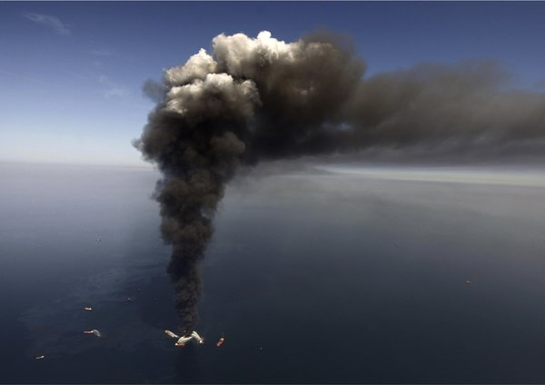 "On the Gulf Oil Spill: ""…Satan was vomiting crude oil into the ocean,"" yet even that wasn't a big enough crisis to get the public's attention to inspire change. Answering one attendee, Joachim considered the notion that ultimately, it may take financial crisis to motivate change. ""We'll need one that hits our pocketbooks.""  In response, Dameron asked: ""Does technological innovation happen only under duress?""  Joachim: ""Not at all. One example is cell phones replacing land lines. Innovation happens when there's a need for a better product, one that works better, looks better and feels better."""