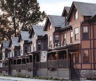 Porches Inn, North Adams, Massachusetts