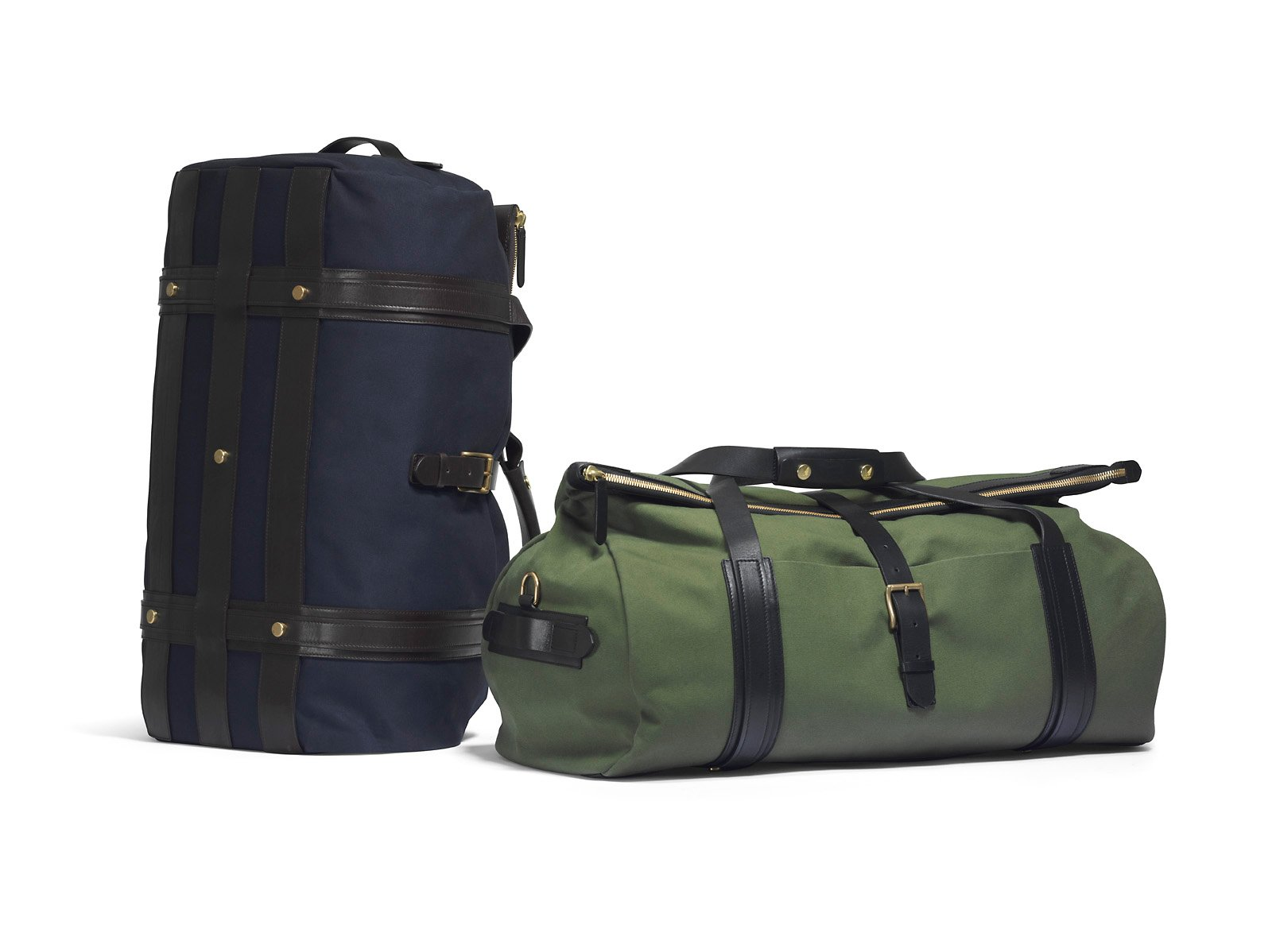 With a series of classic colorways, the Explorer is that rare big of luggage that feels entirely current yet runs little risk of going out of style.  Photo 2 of 2 in Mismo Explorer Bag