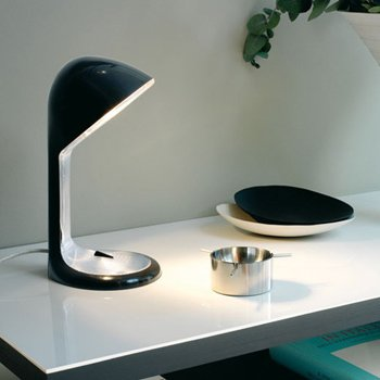 Clea table lamp by Christophe Mathieu for Marset, $254  Little Lamps We Love by Kelsey Keith