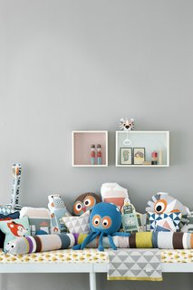 Ferm Living is a Danish design company that designs quality (and luxurious!) baby and home products at a reasonable price.