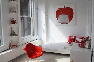 Here's one of the kids' rooms.