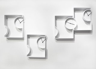 Wall clocks (price upon request)