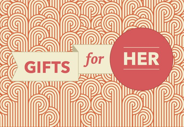Our 2012 picks for presents include unique and - we say - downright fun twists on classic gifts for her like jewelry and handbags.