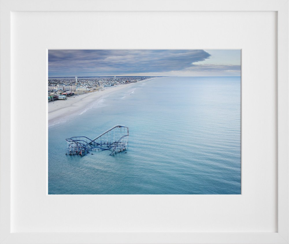20x200 is known for its wide-ranging selection of affordable contemporary art, but they also sell extremely limited editions (and now handling framing). This arresting photo by Stephen Wilkes was shot in Seaside Heights, New Jersey, following Hurricane Sandy, and proceeds from the sale go to six Sandy relief efforts. Philanthropy: the best gift for someone who has it all.  Dwell Holiday Gift Guide: For the One Who's Got It All by Dwell
