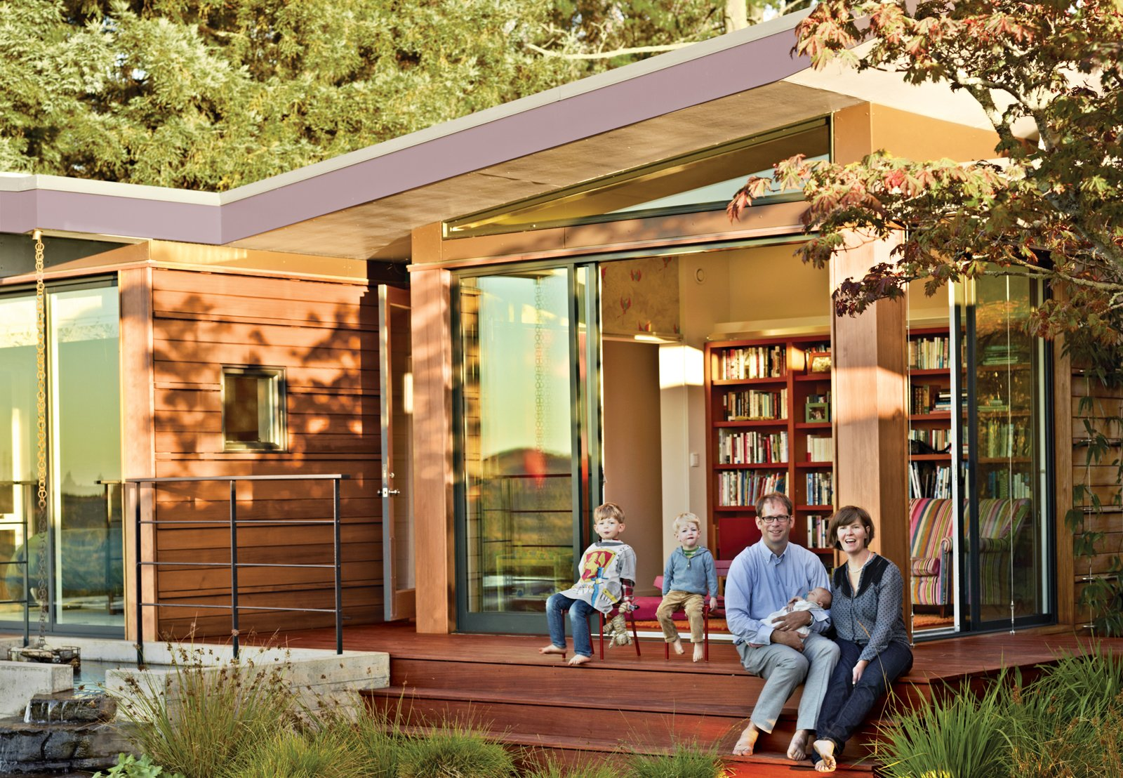 Articles About Modern Prefab Addition Mid Century California Classic On Dwell Com Dwell