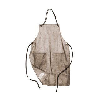 The Repurposed Beer Cloth Apron from Rewilder is a durable prep accessory that is hand-crafted in Los Angeles. Lightweight and strong, the Beer Cloth Apron is ideal for bartenders, brewers, artists, and cooks. The apron is constructed from repurposed fabric used in beer manufacturing, giving the apron a distinctive look and feel.