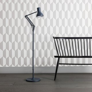 The Type 75 Mini Floor Lamp is an elegant floor light that is designed with small spaces in mind. The lamp is defined by its classic Anglepoise looks—it features clean lines and a simple shade—and a thin profile. Available in several colors that range from neutral to bold, the Type 75 Mini Floor Lamp is an excellent lighting source to either complement existing decor or provide a striking accent to a space.