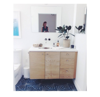 """@apartment_34: """"I think I just walked into my Pinterest page! @dwellmagazine @dwellondesign #dod2014 #cadillacelr #inspireddesign teamapartment34travels #realhome #bathrooms #vscolife"""""""