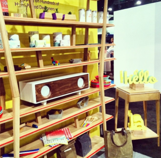 "@3hatch: ""Cute product design and display! #dod2014 #dwellondesign #losangeles #design"""