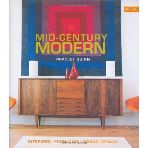 Mid-Century Modern: Interiors, Furniture, Design Details.  Mid Century from 5 Ways to Like Eich