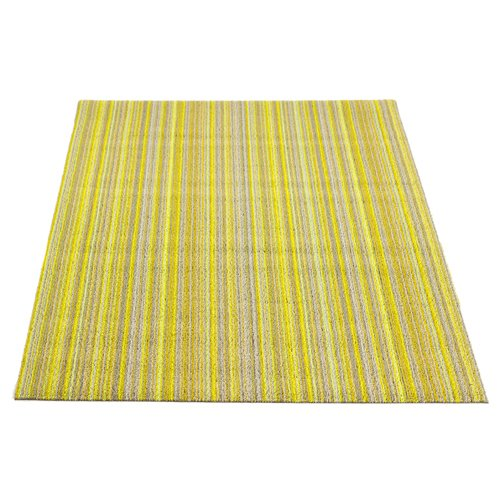 Shown in Citron, Chilewich's utility mats are just what the kitchen ordered: vibrant, easy-to-clean, made in the USA, and mildew resistant. $75 from chilewich.com.