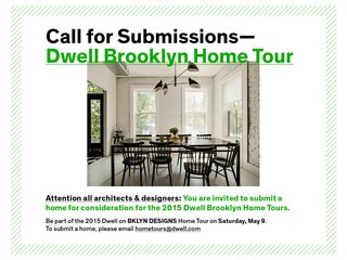 BKLYN DESIGNS is an annual celebration of Brooklyn's makers, architects, and designers. The show will take place May 8-10, 2015, at the Brooklyn Expo Center.
