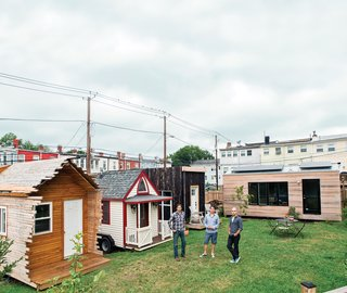 Micro-Dwellings Across America