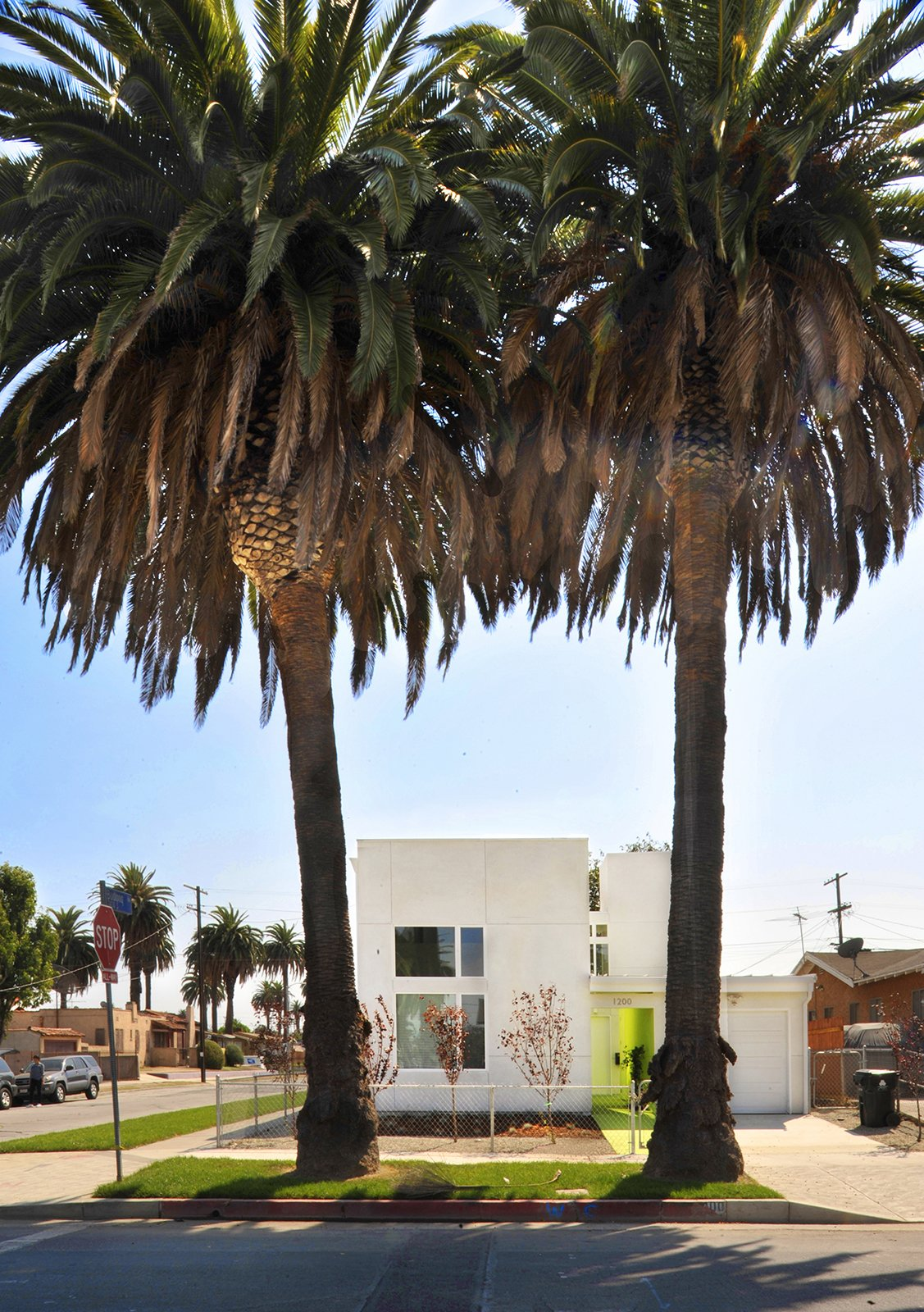 Vibrant Affordable Housing Prototypes in Los Angeles