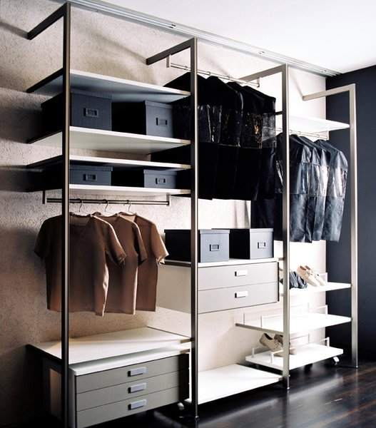 Squadra by Ornare / ornare.com.br  Read our   Dwell Reports on closet systems from the June 2009 issue