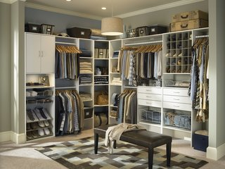 With Selectives by ClosetMaid, you can mix and match to create your own perfect storage solutions.