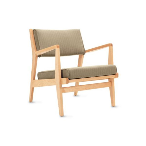 Danish designer Jens Risom, who designed the first-ever Knoll chair, collaborated with DWR to offer their Jens Risom Collection. Here's a few of our favorite pieces.