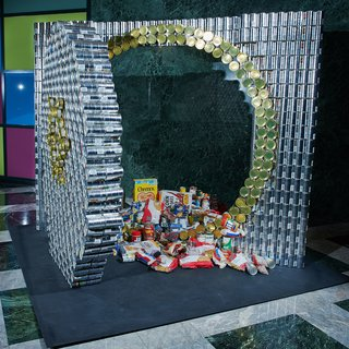 New York's 20th Annual Canstruction