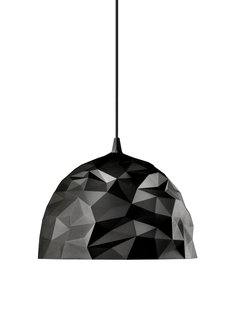 Rock hanging lamp for Diesel. One of the lighting designs from the new Successful Living from Diesel collection with Foscarini.