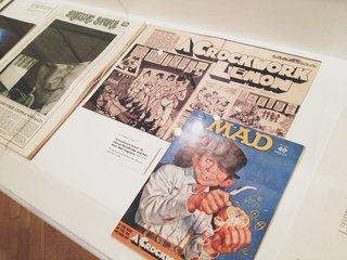 "A copy of MAD Magazine's ""A Crockwork Lemon,"" June 1973."