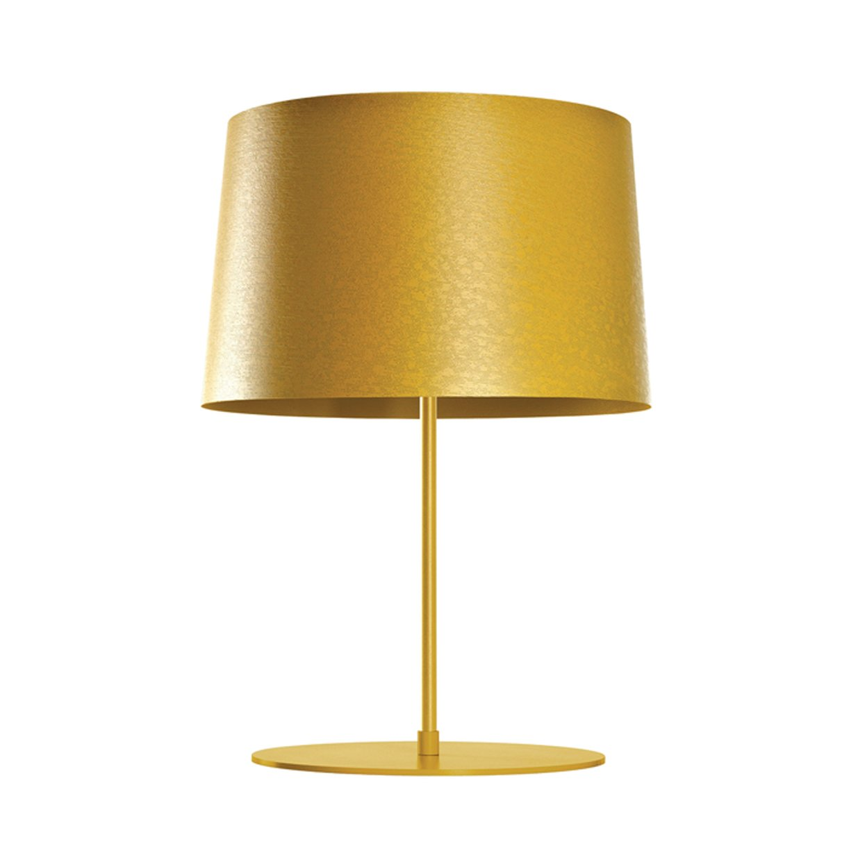 """This thin stick of a table lamp, standing trim on its fiberglass base, comes in four colors for every fashionista—and its innovative, reflective light """"diffuser"""" spreads a warm glow throughout the room. A supermodel for future lamp design. Read more about the Twiggy Table Lamp here.  Light Up Your Life by Ivane Soyombo"""