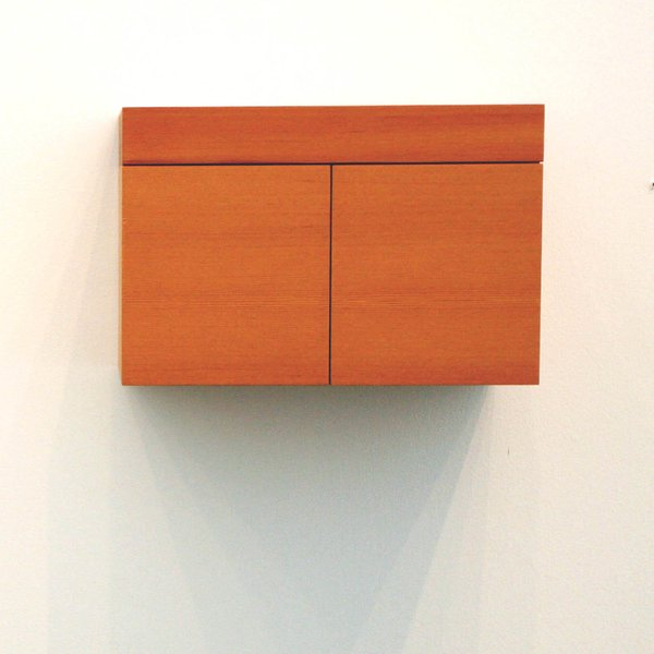 This piece is a refreshingly unfussy cabinet design that comes in reclaimed Douglas Fir, maple, walnut, or white oak. Read more about The Cube here.