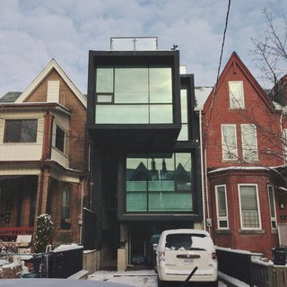 Toronto Houses by Kevin Morris