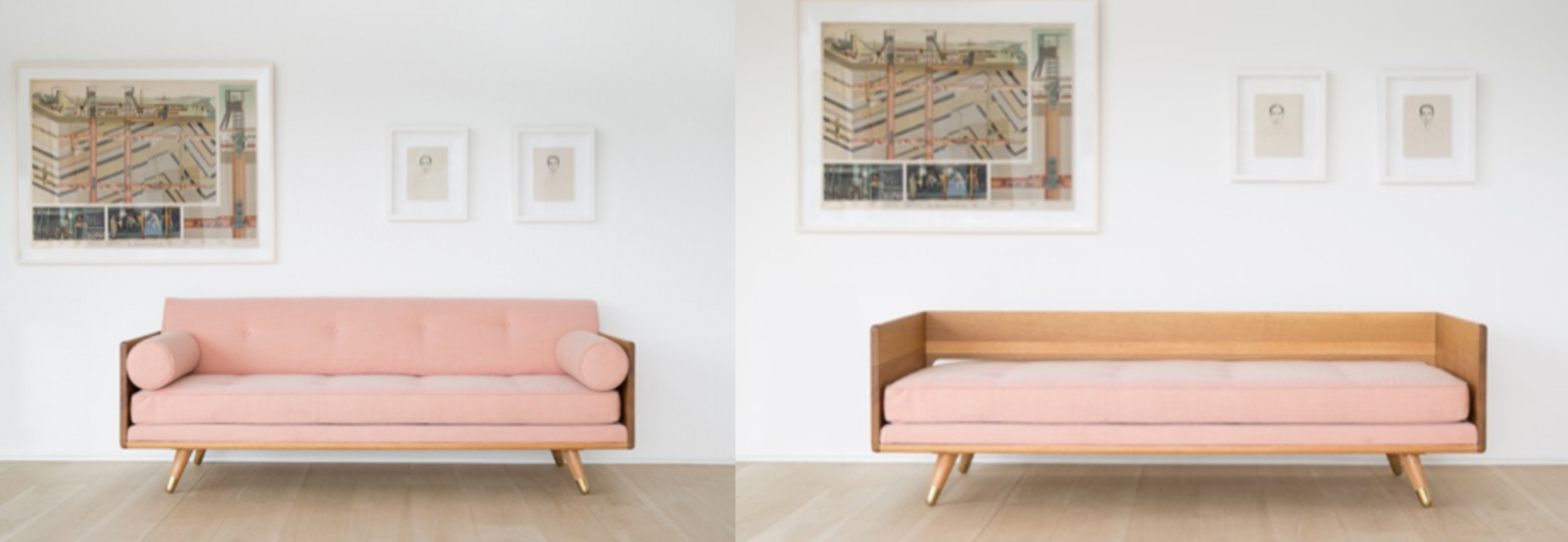 Ditch The Clunky Sleeper Sofa These