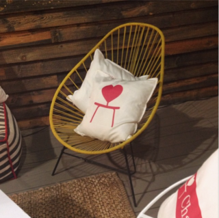 "@jordan_renee: ""So many great outdoor seating options! #dod2014"""