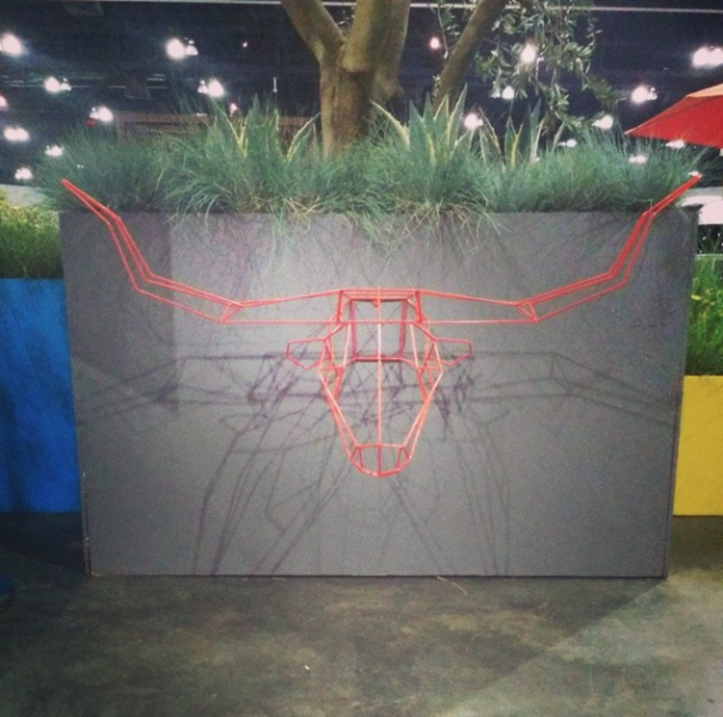 "@lianarama: ""@bendgoods in the #dod2014 beer garden! This is my favorite. #dwellondesign #dwellondesign2014 #bendgoods #dwelloutdoor"""