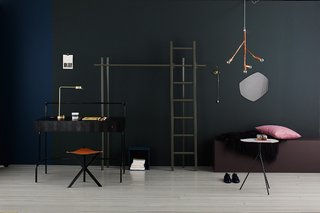 From the Color Combinations in Interior Design series. Photo by: Magnus Anesund for Elle Interior.