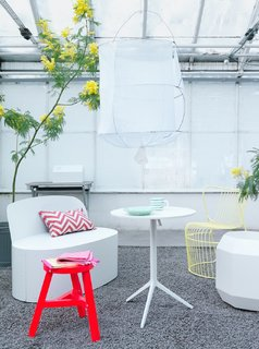 Inspiration for the new season, Garden Furniture 2011, shot by Petra Bindel for Elle Interior.