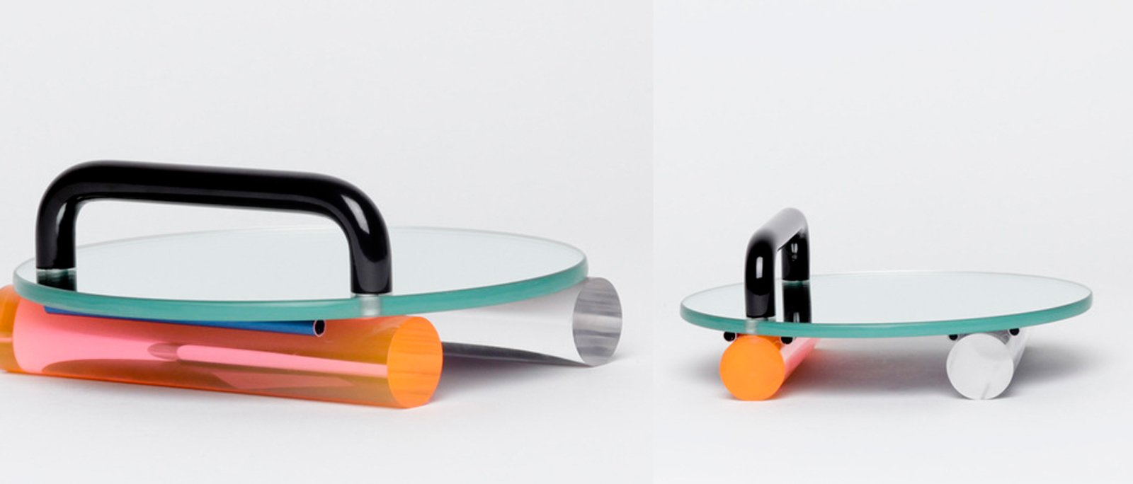 And for a dose of desktop sculpture, delve into Totokaelo's artier options: Vanity Dumbbell by Faux/Real, $380.  Shop Talk: 10 New Pieces from Totokaelo Art—Object by Kelsey Keith