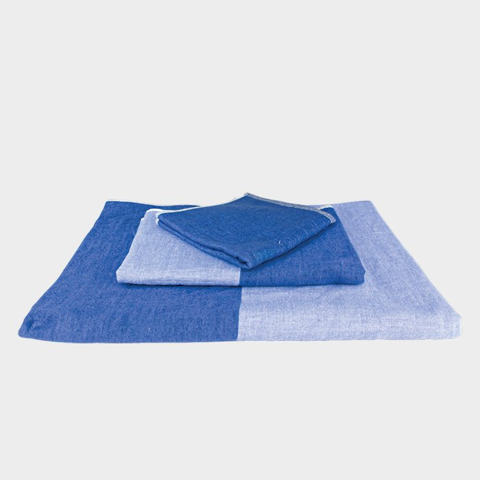 What's your favorite kind of towel?   We are thinking about switching to organic cotton Kontex towels.  Bath towels from Kontex, $67.  Photo 2 of 6 in Ask the Expert: Gift-Buying Tips from Rob Fissmer of Vitsœ