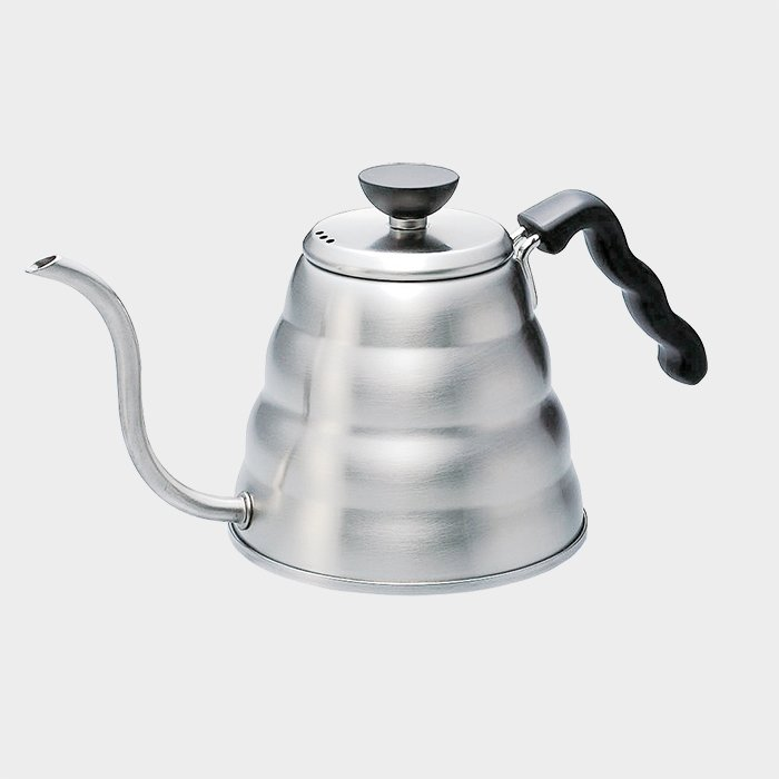 What is your go-to kitchen appliance?  A Buono kettle by Hario, $67.  Photo 4 of 6 in Ask the Expert: Gift-Buying Tips from Rob Fissmer of Vitsœ