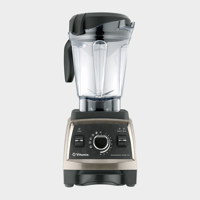 """What is your go-to kitchen appliance?  Definitely my Vitamix blender. Professional Series 705 Blender by Vitamix, $639.  Search """"how design gray"""" from Ask the Expert: Gift-Buying Tips from Jamie Gray of Matter"""