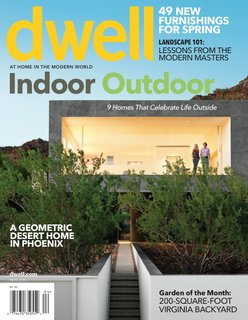 "The April 2013 ""Outdoor"" issue is available on newsstands now."
